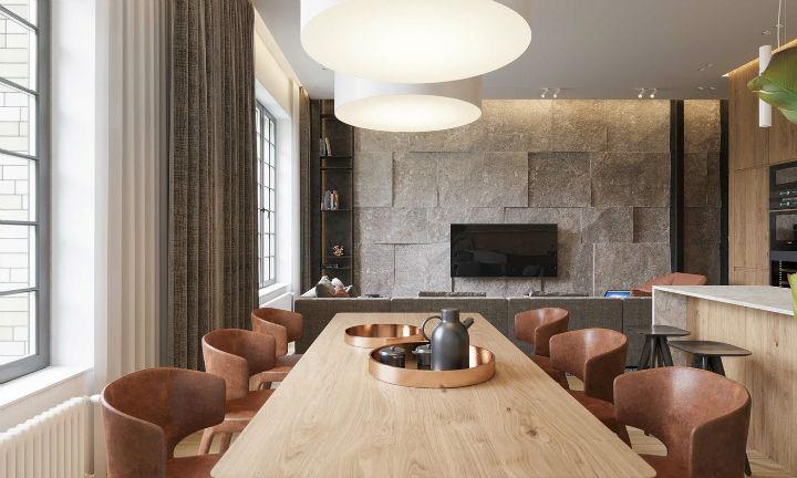 ultra contemporary interior design idea 17