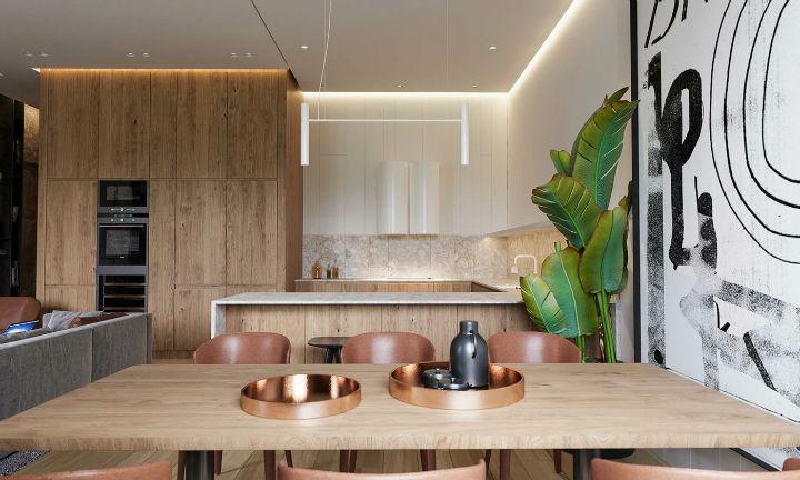ultra contemporary interior design idea 19