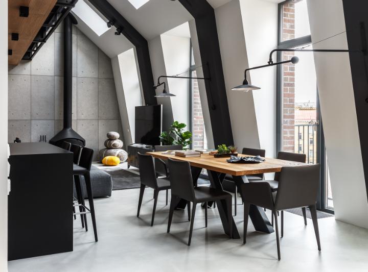 ultra contemporary interior design idea 2