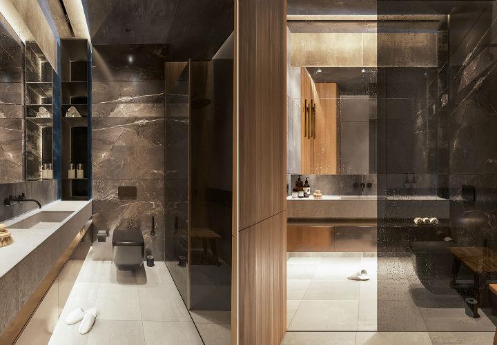 ultra contemporary interior design idea 20
