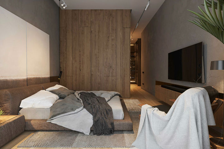 ultra contemporary interior design idea 23