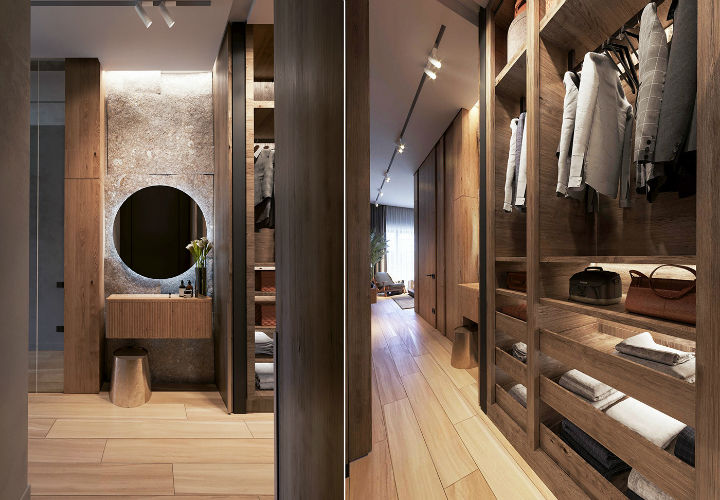 ultra contemporary interior design idea 24