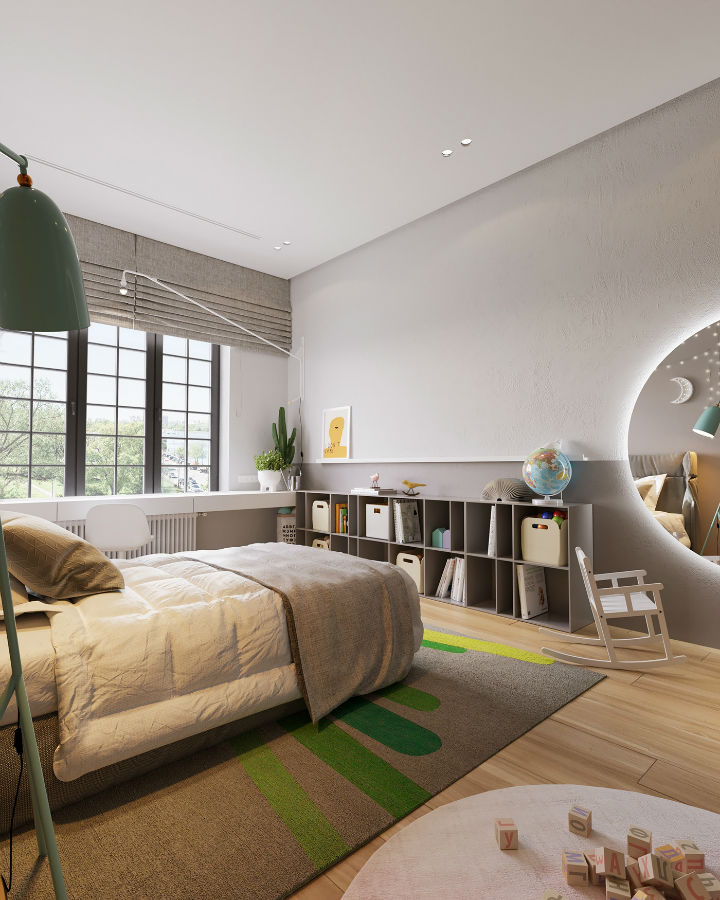 ultra contemporary interior design idea 27