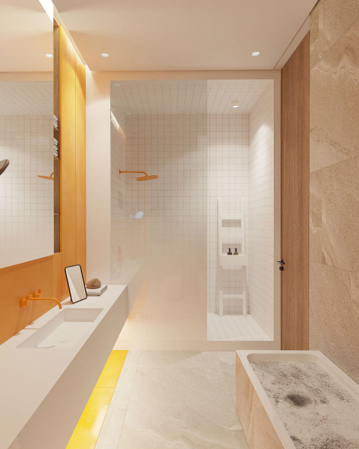 ultra contemporary interior design idea 29