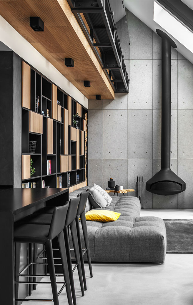 ultra contemporary interior design idea 3