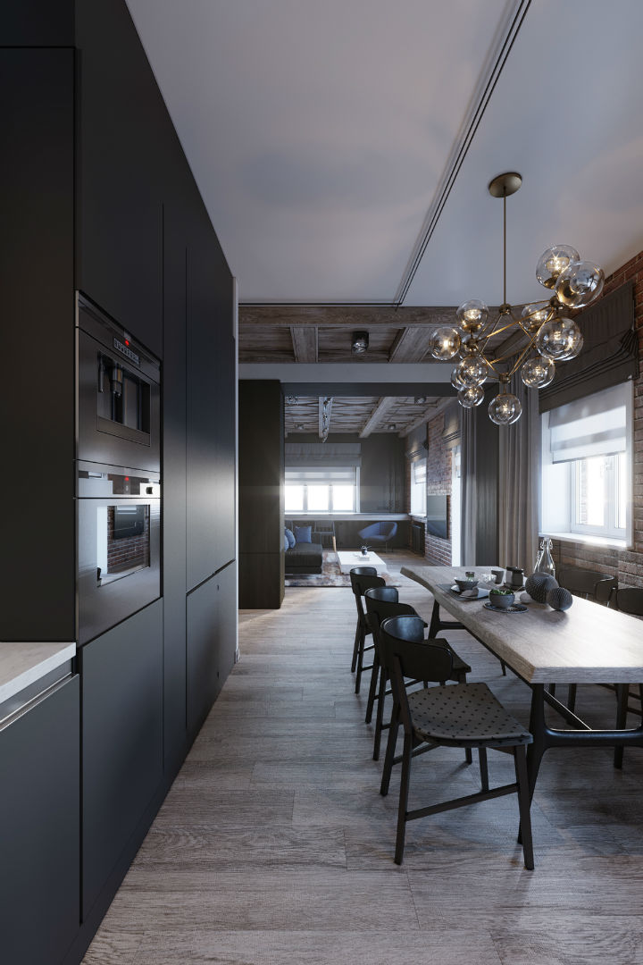 ultra contemporary interior design idea 30