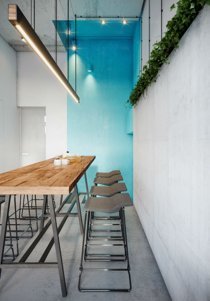 ultra contemporary interior design idea 31