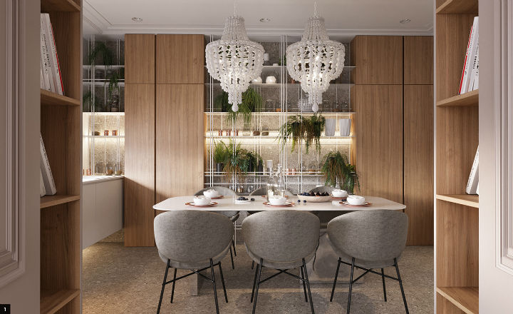 ultra contemporary interior design idea 32