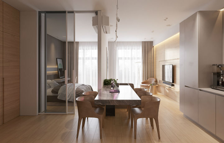 ultra contemporary interior design idea 33