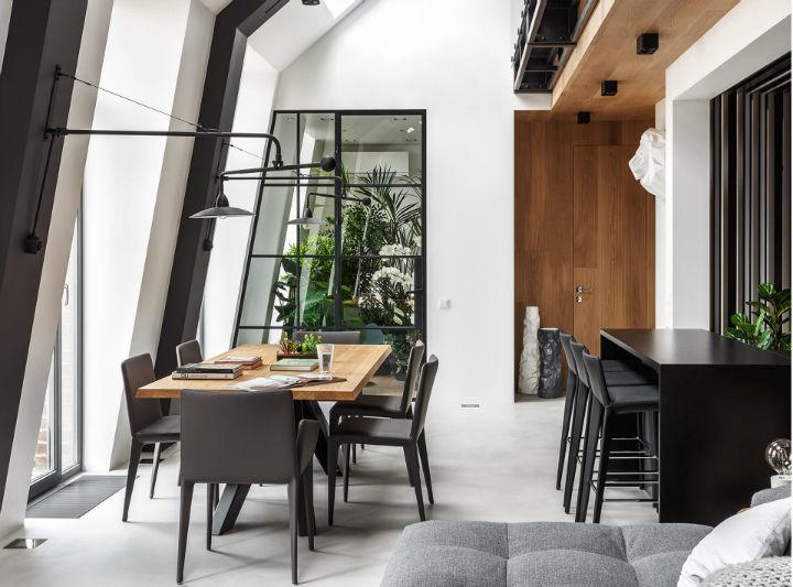 ultra contemporary interior design idea 8