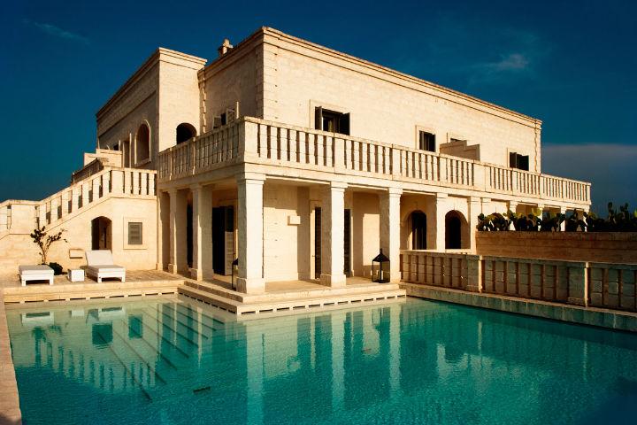 hotek in Puglia Italy Borgo Egnazia 6