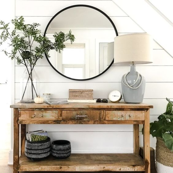10 Tips For Decorating Your Entryway Console Table Like A Pro Decoholic