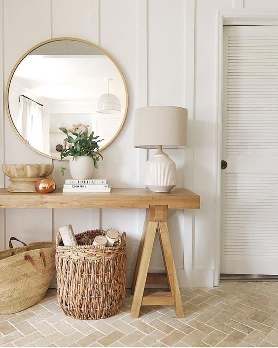 Decorating A Console Table In Entryway.10 Tips For Decorating Your Entryway Console Table Like A