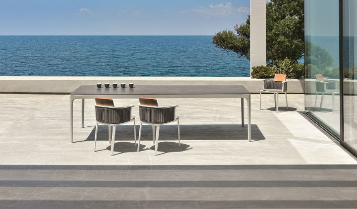 Italian design  Haute Couture Outdoor Chair 5