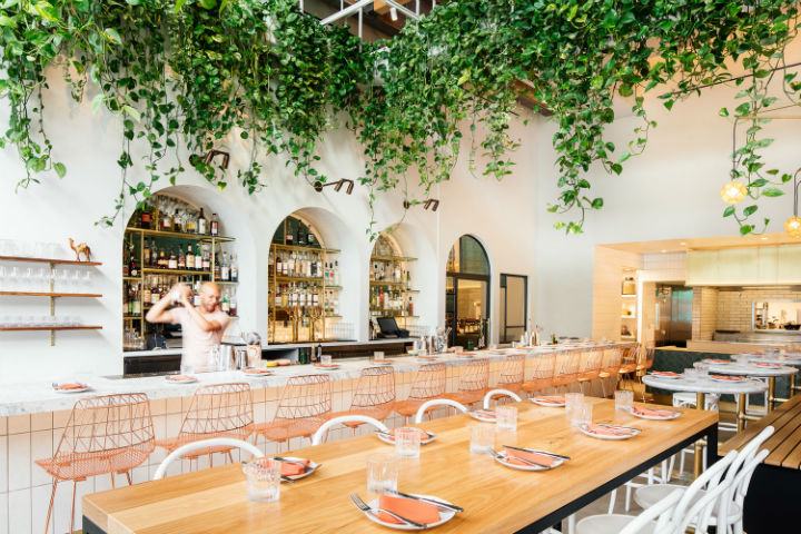 Best Los Angeles restaurant 2