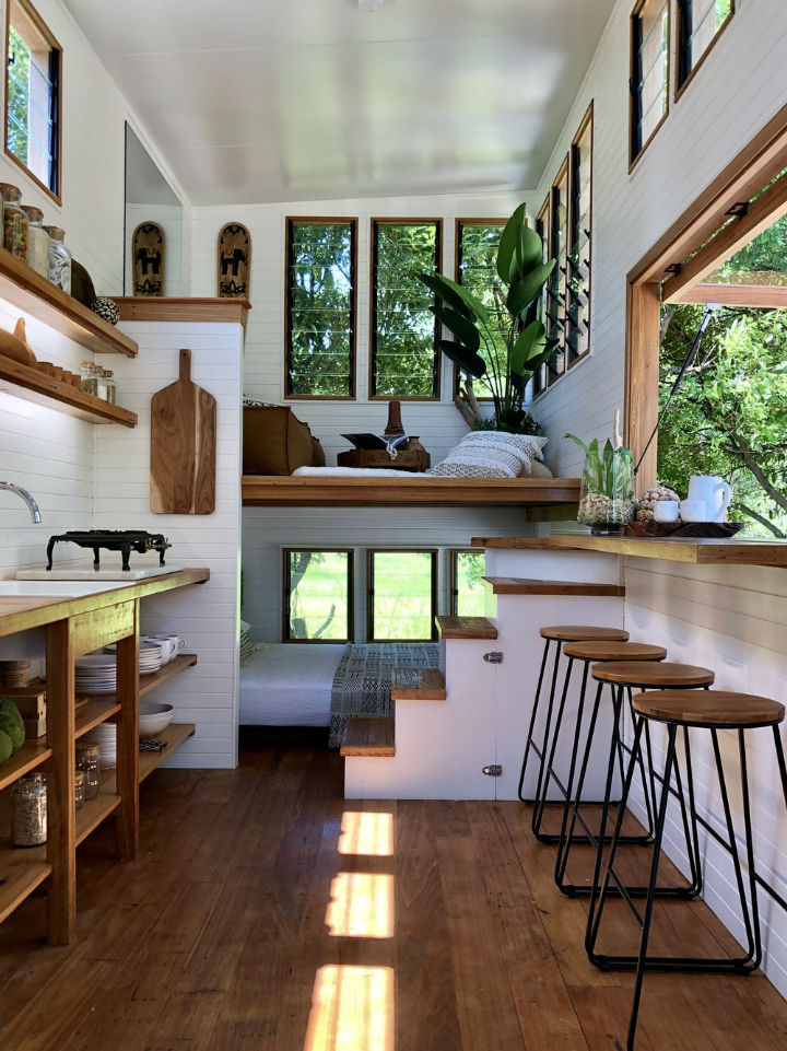 Luxurious Tiny Conventional Home
