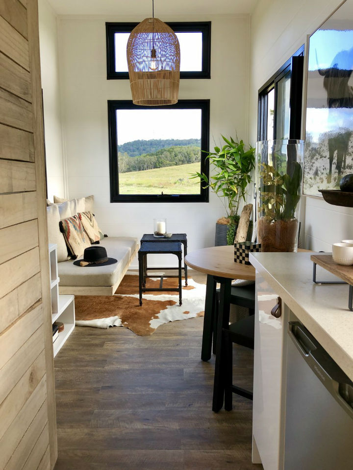 Luxurious Tiny Conventional Home 12