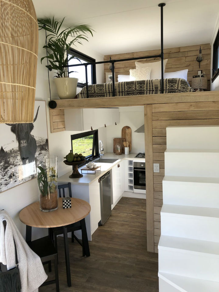 Luxurious Tiny Conventional Home 13