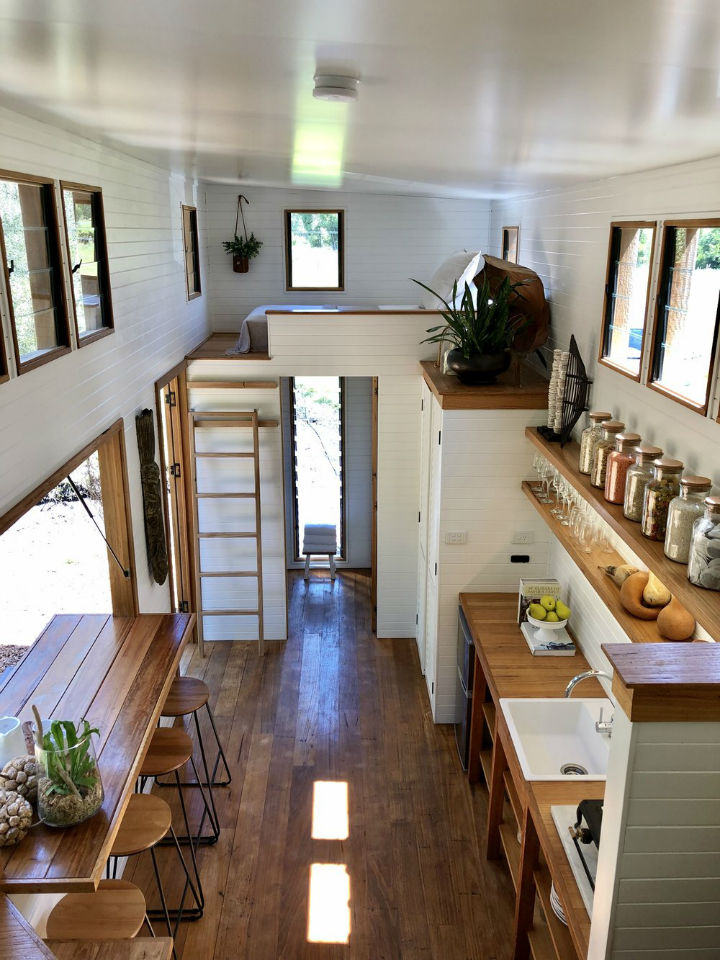 Luxurious Tiny Conventional Home 3