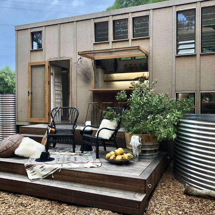 Luxurious Tiny Conventional Home 6