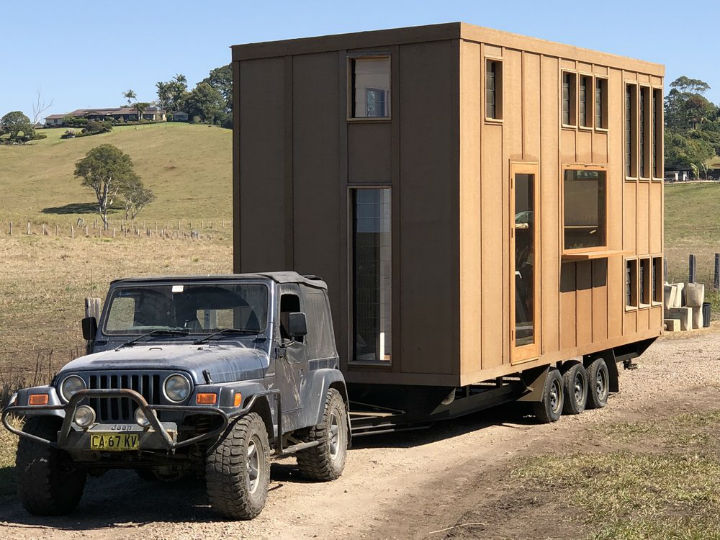 Luxurious Tiny Conventional Home 7