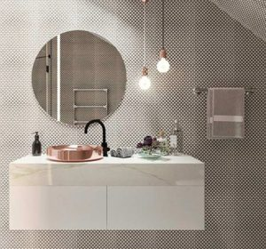 modern bathroom design idea
