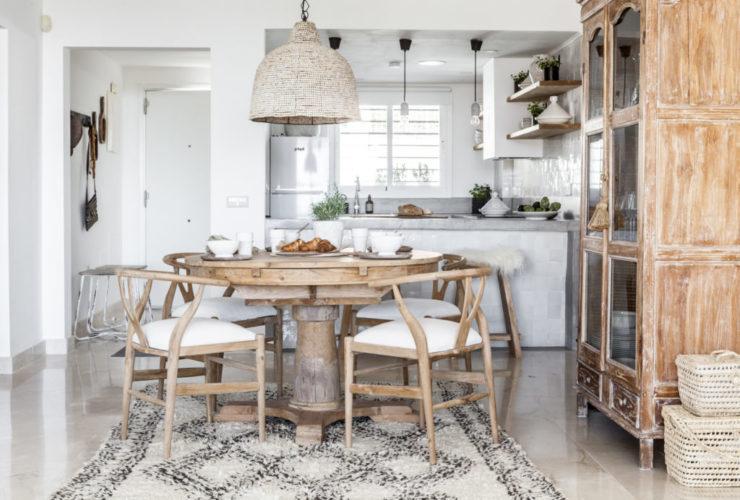Summer Bohemian Interiors With a Scandinavian Twist 10