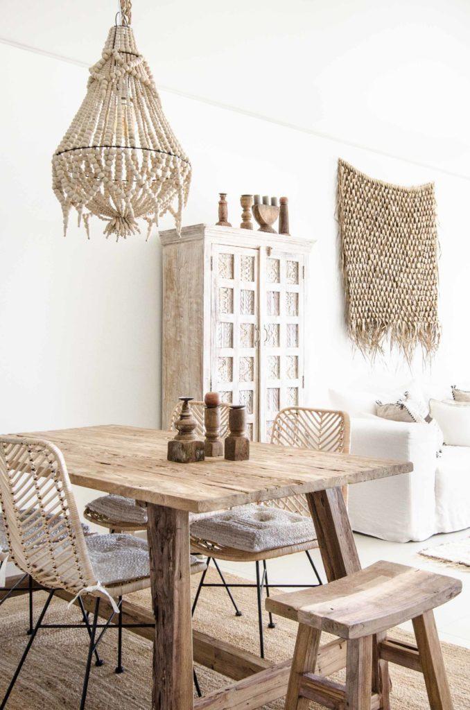 Summer Bohemian Interiors With a Scandinavian Twist 13