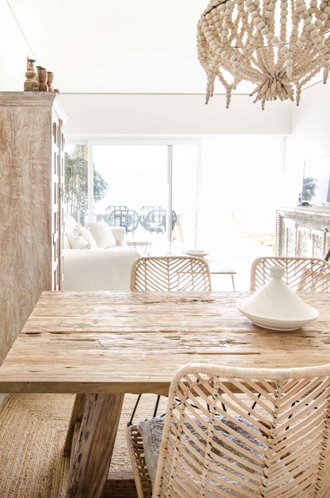 Summer Bohemian Interiors With a Scandinavian Twist 14