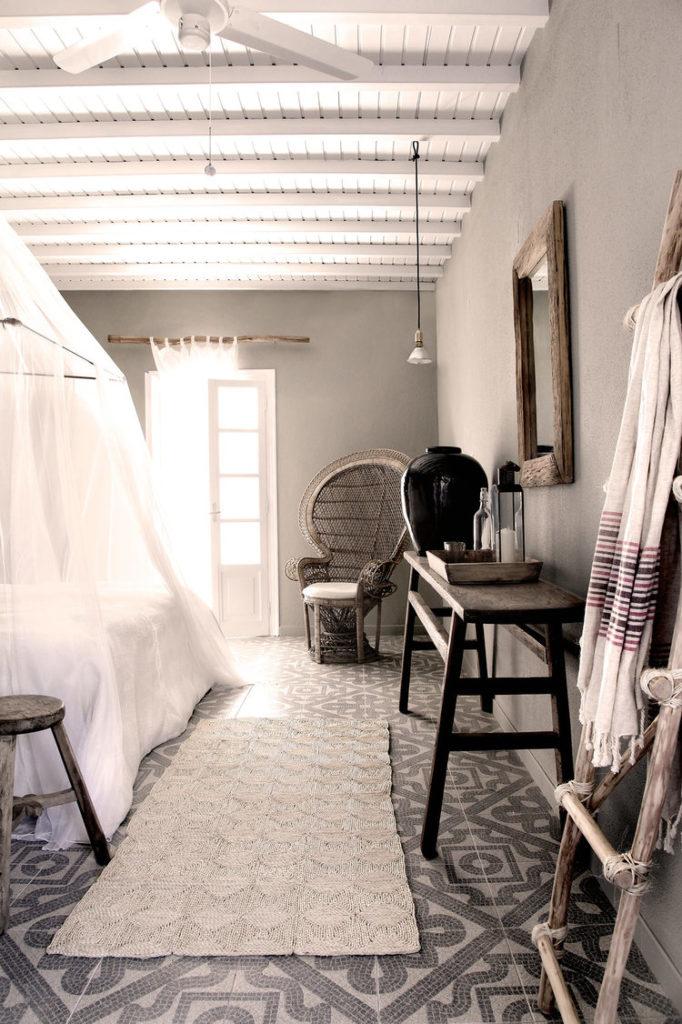 Summer Bohemian Interiors With a Scandinavian Twist 15