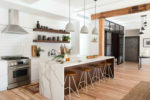 Industrial Cast Iron Soho Loft