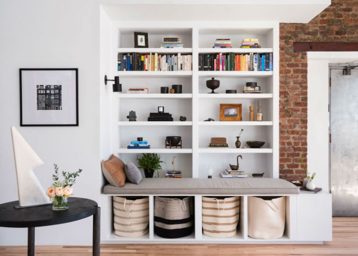 Industrial Cast Iron Soho Loft 9