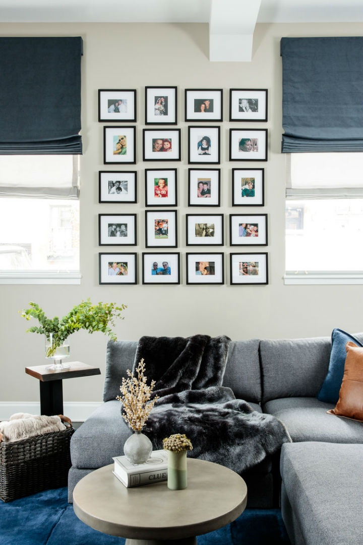 Warm Urban Family home interior 18