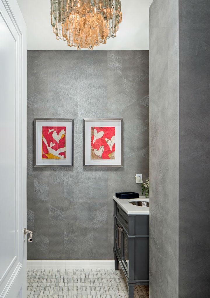 Warm Urban Family home interior 21