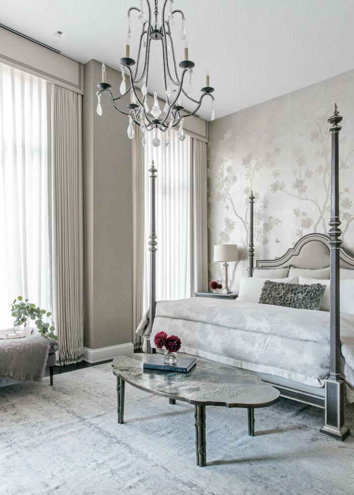 Warm Urban Family home interior 24