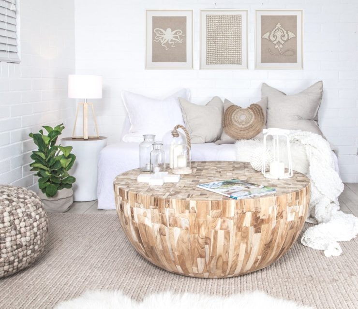 Klot Palm Coffee Table 2