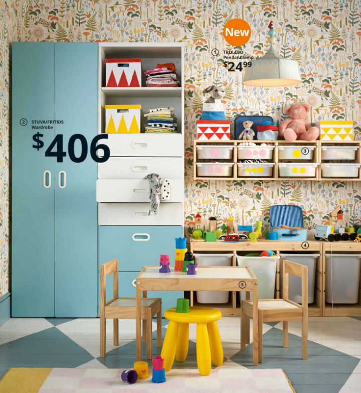 What's new with the New 2020 IKEA Catalog 4