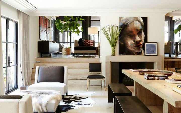 traditional with modern home decor 12