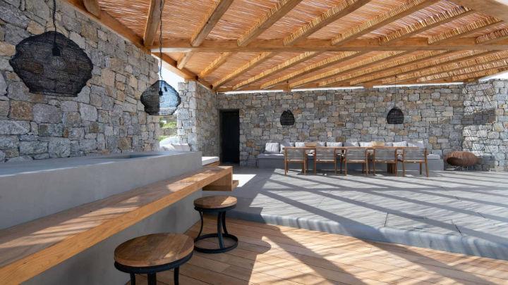 Mykonos luxury villa rentals 11