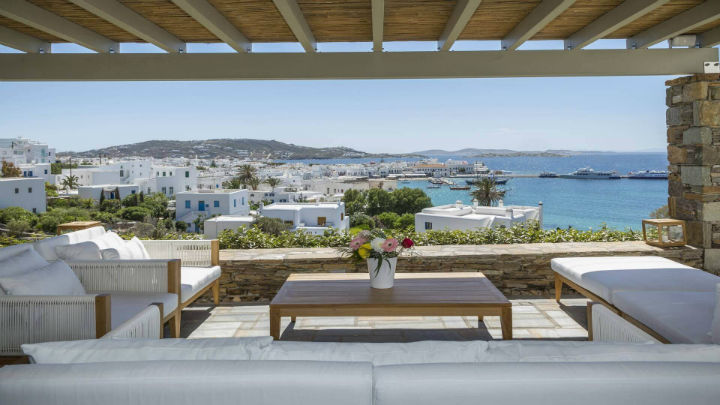 Mykonos luxury villa rentals 12