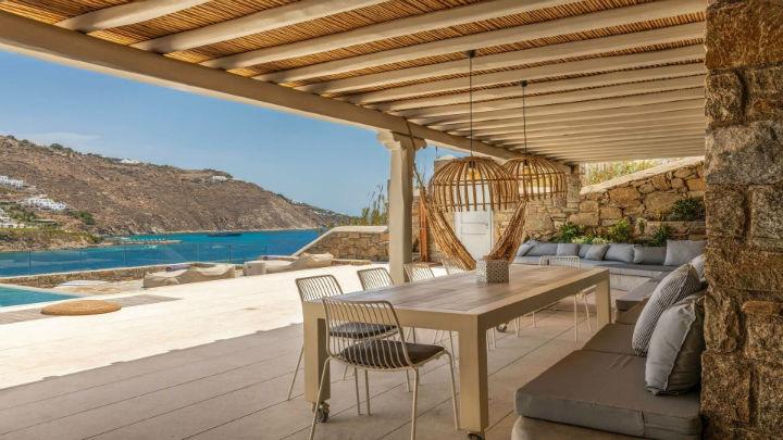 Mykonos luxury villa rentals 13