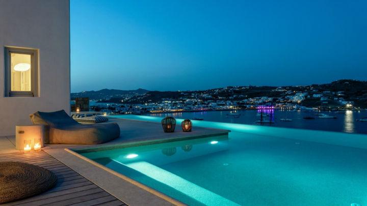 Mykonos luxury villa rentals 14