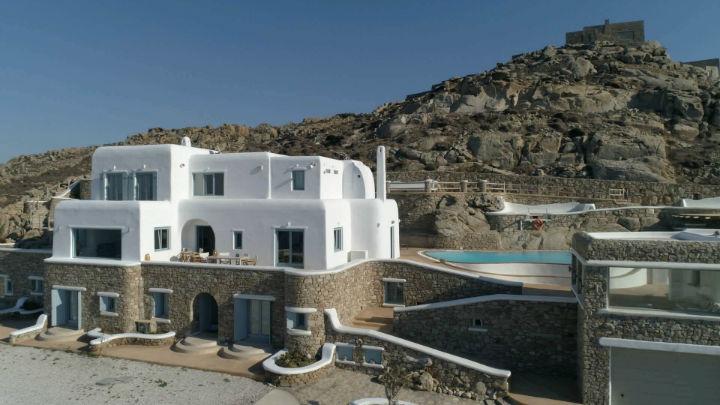 Mykonos luxury villa rentals 23