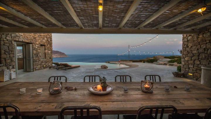 Mykonos luxury villa rentals 24