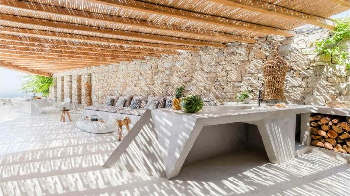 Mykonos luxury villa rentals 4