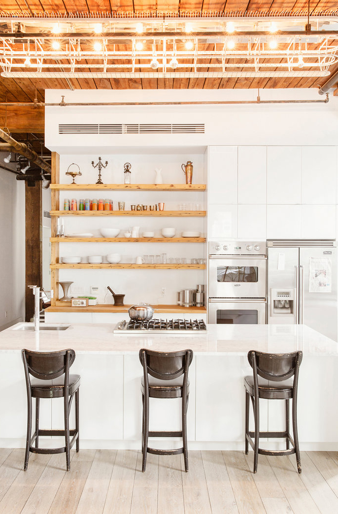 all white kitchen design idea 23