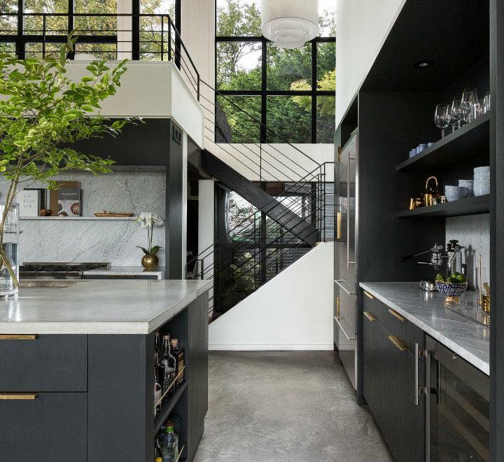Midcentury Modern Seattle Loft
