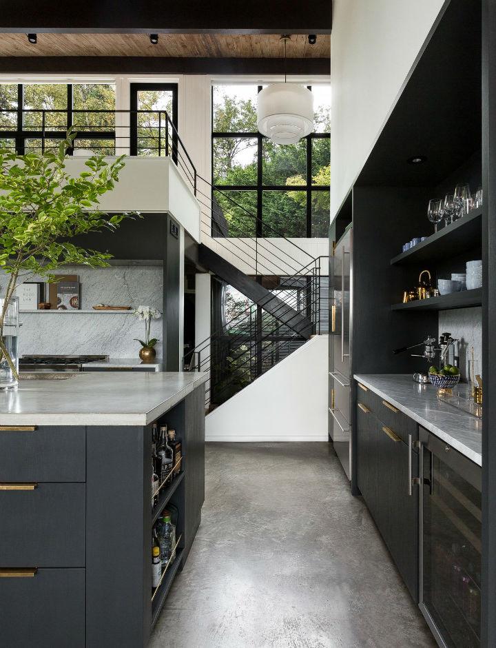 Awe Inspiring Midcentury Modern Seattle Loft Decoholic Machost Co Dining Chair Design Ideas Machostcouk