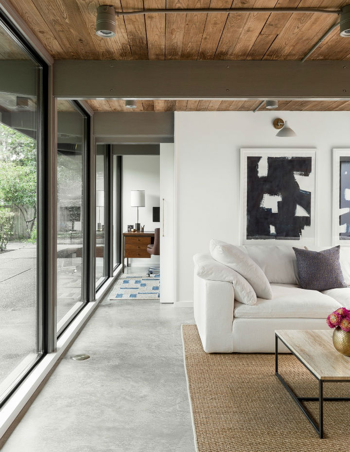 Midcentury Modern Seattle Loft 7