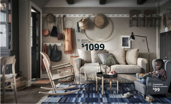 What's new with the New 2020 IKEA Catalog 22